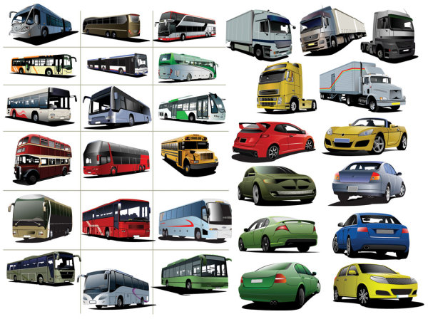 We are the car Vector_Download free vector,3d model,Icon