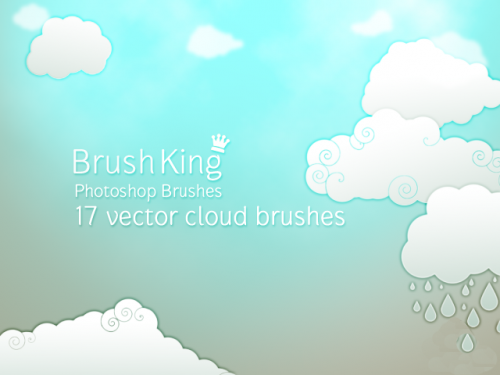 Cute teddy bear PHOTOSHOP brushes!_Download free vector,3d
