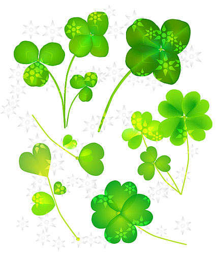 Clover Vector Free Download