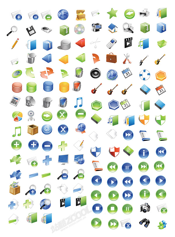 A Set Of 148 High Texture Of The System Icon Vector