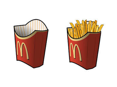 McDonald's french fries computer icon png_Download free ...