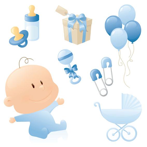 Baby Gift Vector : Corel vectores baby shower imagui