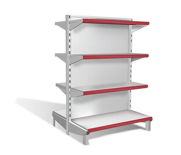 Supermarket Shelves Vector Material Download Free Vector