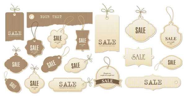 simple label vector material download free vector 3d model