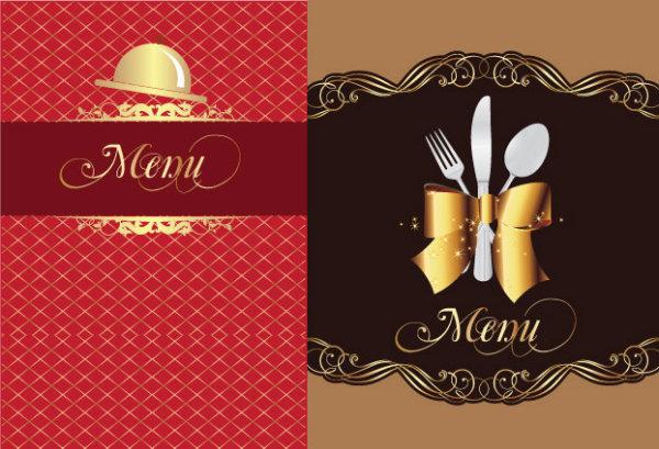 restaurant menu 01
