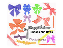 High-definition beautiful bow tie, collar flowers, ribbons P
