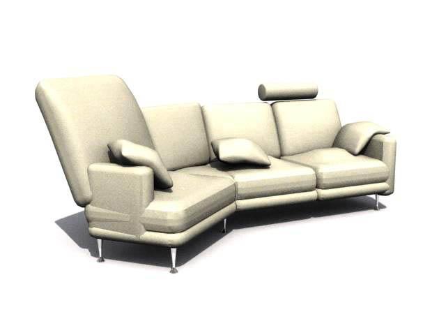 Musterring Sofa Furniture Model Free Download