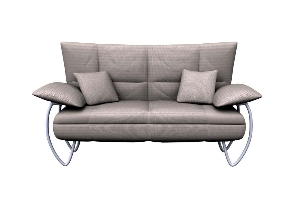 Musterring Sofa Furniture Model Download Free Vector 3d Model Icon