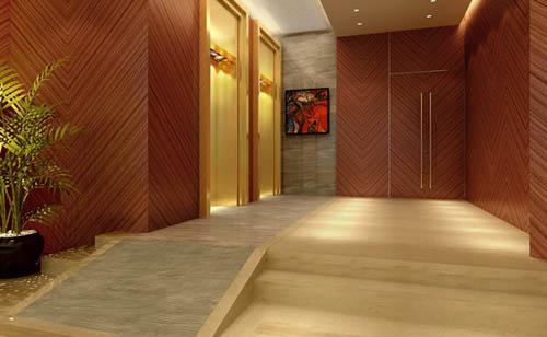 Elevator-1, elevator, walkways, commercial space