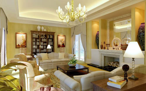 White european living room interior space 3d model over millions vectors stock photos hd - Small living room spaces model ...