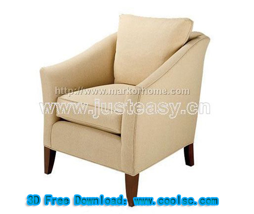 Yellow Leisure Sofa Single, What Is A Single Sofa Called