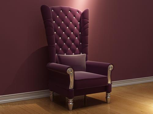 KeyWords:Single Sofa, High Back Sofa, ...