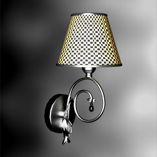 Wall Lamps Vector : Rural style weave wall lamp, wall lamp, lamps and lanterns,_Download free vector,3d model,Icon ...