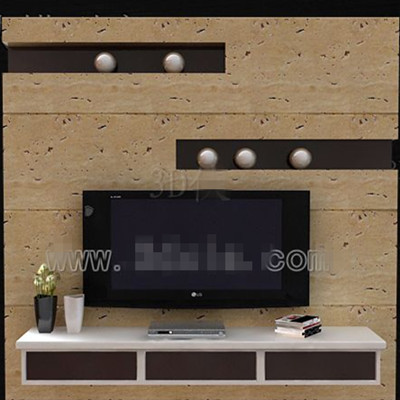 Brown And White Fashion Tv Wall Over Millions Vectors