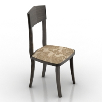 old single chair model
