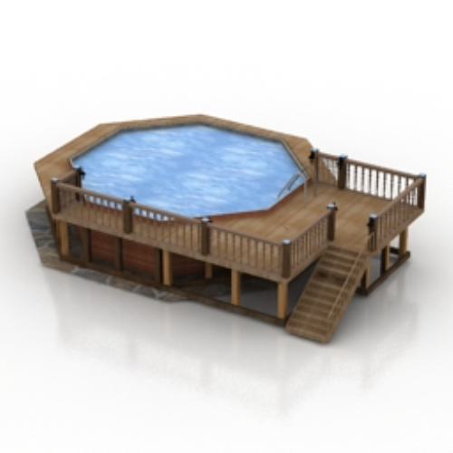 3d model pool download free vector 3d model icon for 3d pool design online free