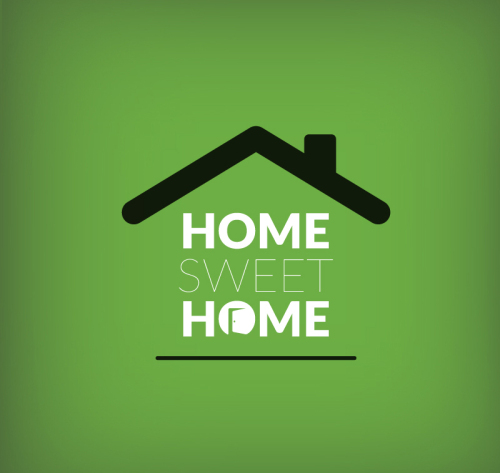 Free Software For You Free Download Sweet Home 3d: Sweet Home House Logo Vector Material_Download Free Vector