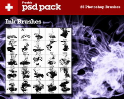 25 high-definition ink changes the morphology of PS melt wat
